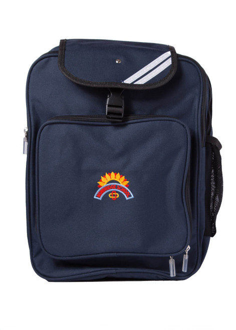 Newbridge Junior School backpack (31057)