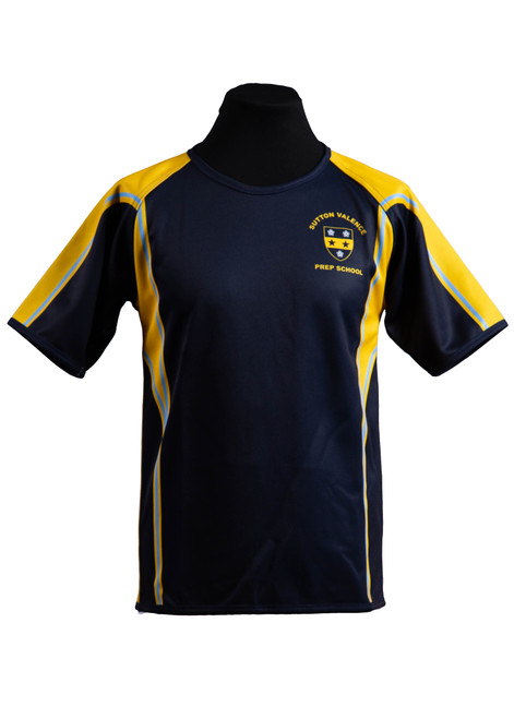 SVPS rugby top (42129) - Years 3-6