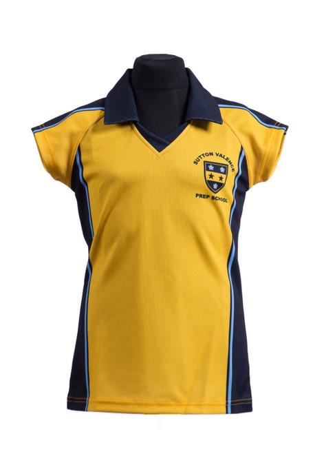 SVPS girls games shirt (70109) - Years 3 to 6