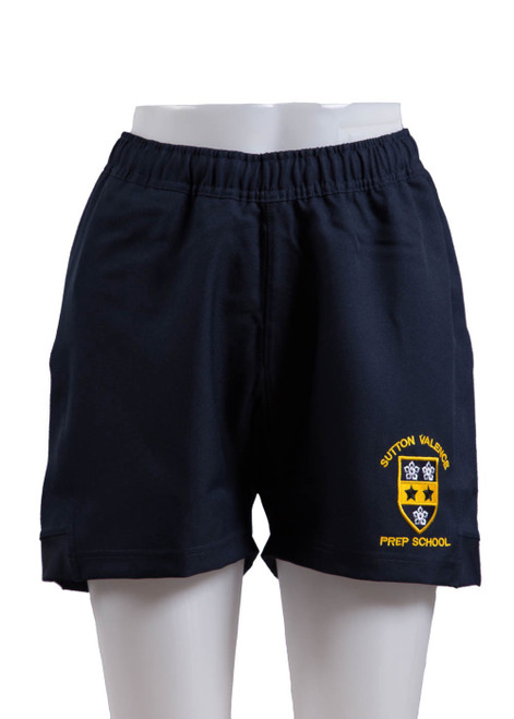 SVPS rugby shorts (43127) - yrs 3 -6