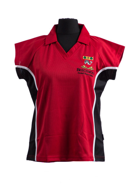 Beechwood girls PE polo (70108) - yr 3 - 11