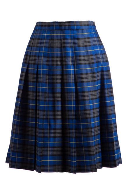 Barton Court pleated skirt (69618)