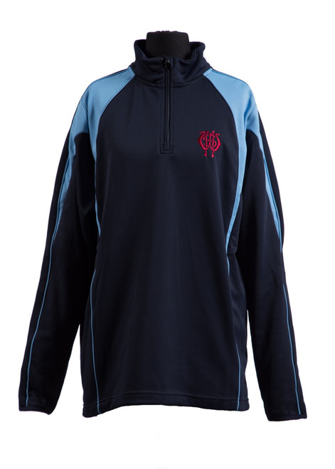 WGHS mid layer sports top (70561)