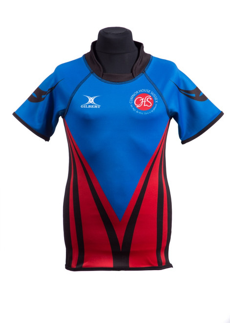Cumnor House - Royal house rugby shirt (42186)