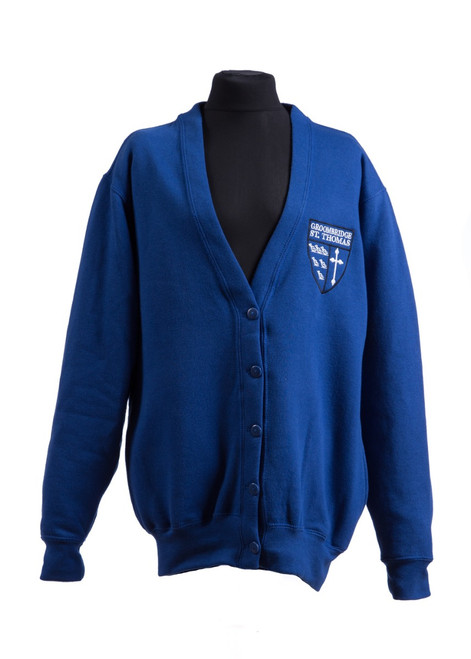 Groombridge St Thomas sweat cardigan (68914)