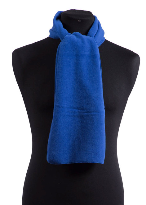 Royal fleece scarf  (31597)