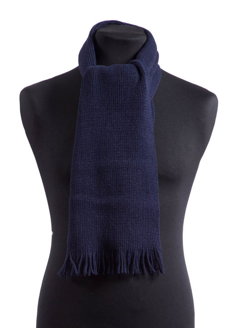 Somerhill knitted scarf (31701)