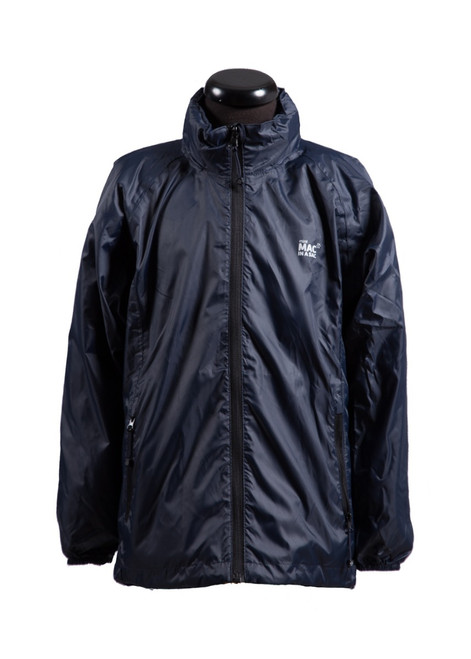 Mac-In-A-Sac navy full zip jacket (34153)
