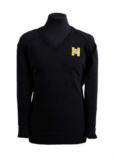 Hayesbrook black jumper - Yrs 10 & 11 (36209)
