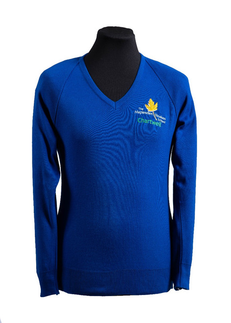 Maplesden Noakes jumper for yrs 7 & 8 Chartwell (36294)