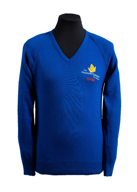 Maplesden Noakes jumper for yrs 7 & 8 Knole (36295)