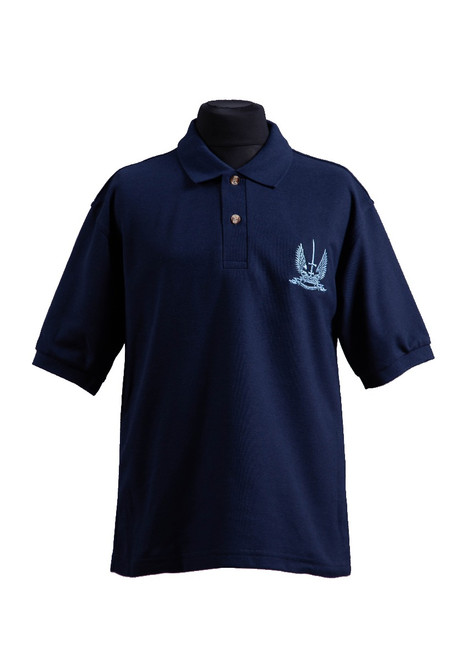 Vinehall summer polo shirt - Nursery to year 6 (37563)