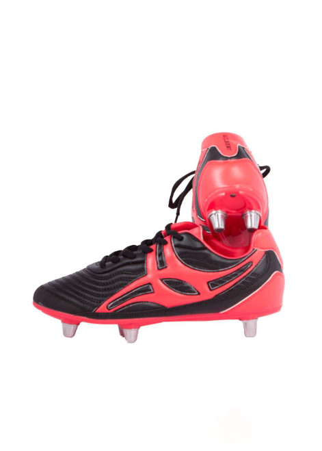 GILBERT rugby boots with screw studs (41702) - Colours may vary