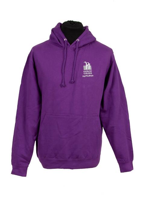 Hadlow College Horticulture hoodie (42046)
