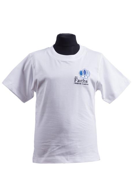 All Faiths Childrens Academy PE t-shirt (42159)