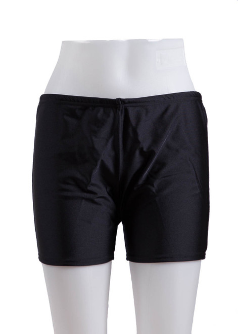 Black swimming shorts (43305)