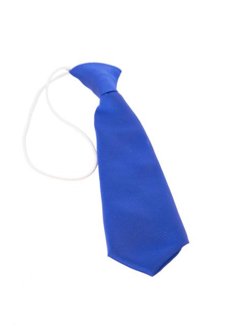 Spring Grove elastic royal tie (45247) Nursery - yr 2