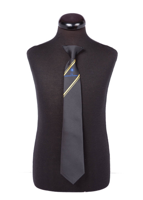 The Portsmouth Academy tie - Yellow (46993)