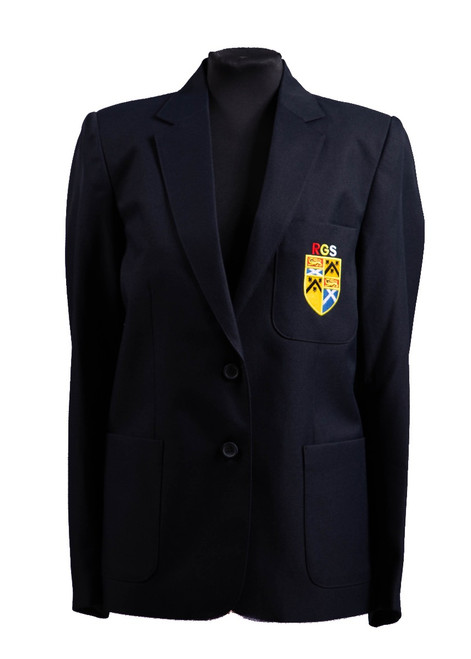 RGS blazer - 100% polyester - yr 7 - 11 (62085)