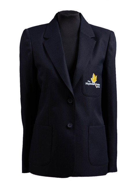 Maplesden Noakes girls blazer for Years 9, 10 & 11 (62135)
