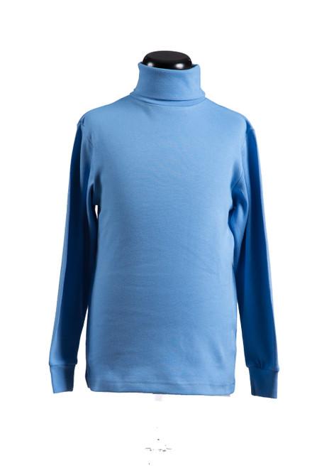 Sky blue rollneck (68531)