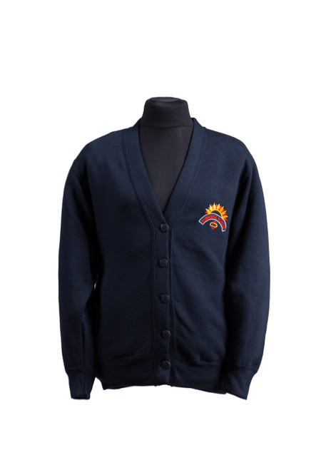 Newbridge Junior School cardigan (68006)