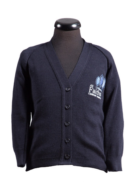 All Faiths Childrens Academy cardigan (68008)