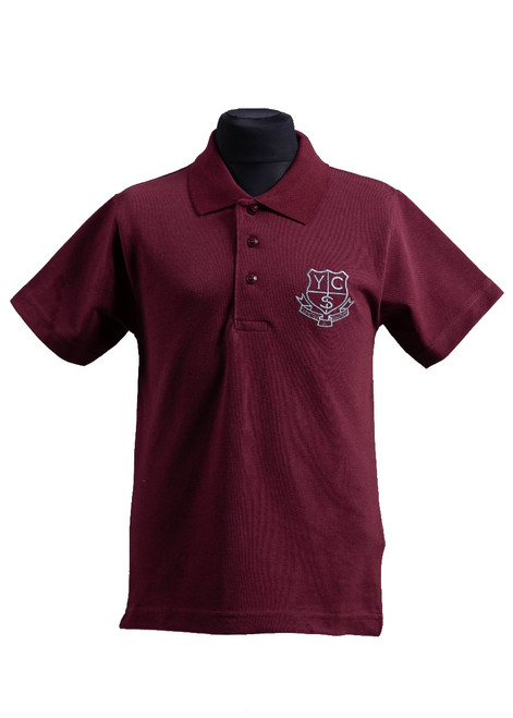 Yardley Court polo shirt with logo (37141)