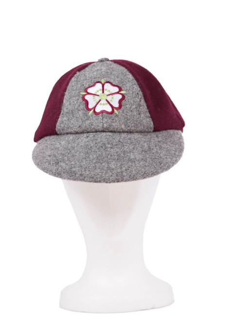 Rose Hill grey cap (31231)