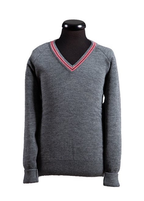 Brambletye wool mix pullover (36251) - Reception to yr 8