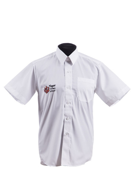 Tiger Primary boys short sleeved shirt (37998)