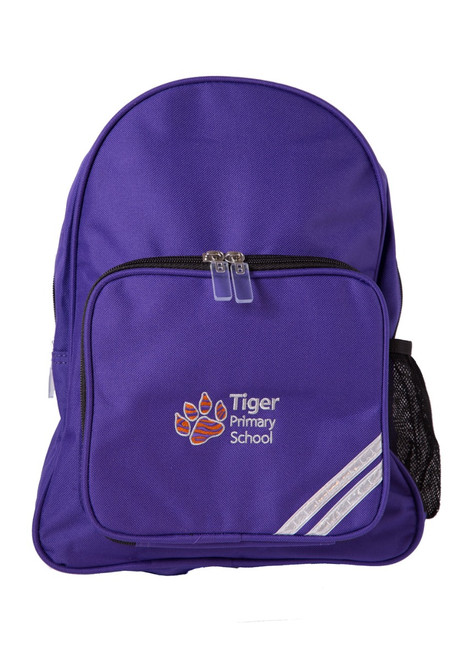 Tiger Primary School backpack (31976)