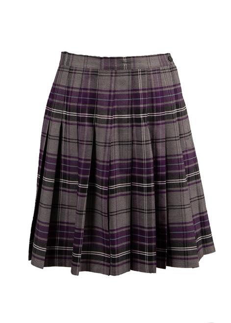 Christ the King College tartan skirt (69582)