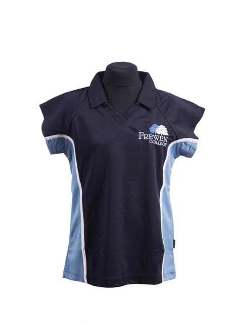 Frewen College girls PE polo shirt (70574)