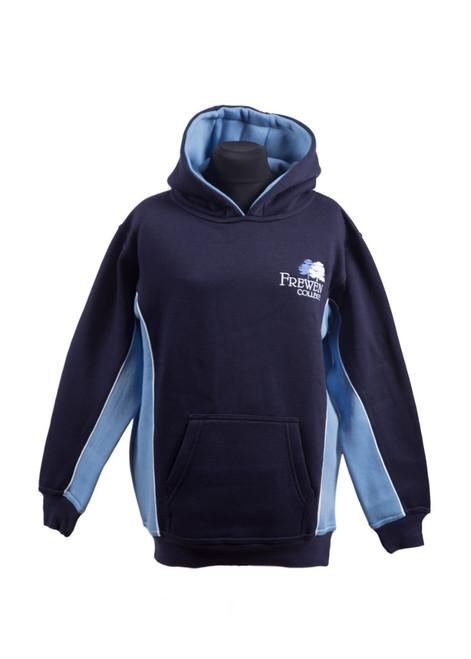 Frewen College hooded sweatshirt (42953)