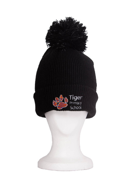 Tiger Primary bobble hat (31941)