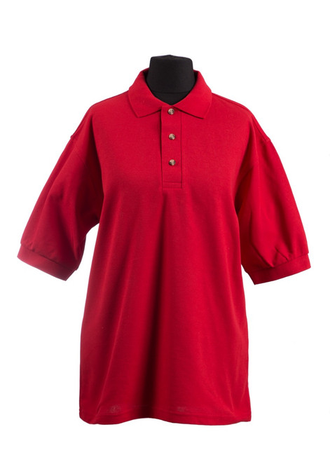 SST red house polo shirt (70029)