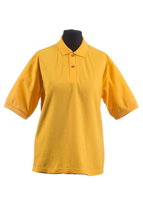 SST gold house polo shirt (70026)