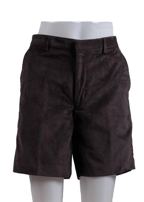 Rose Hill grey cord shorts (38032)
