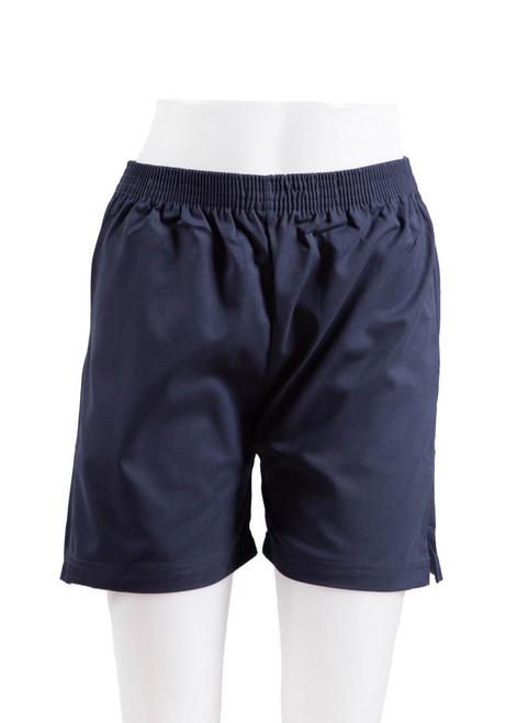 Navy PE shorts  (43082)