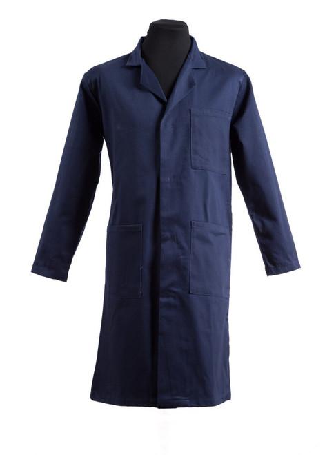 MGGS Navy lab coat (31014)