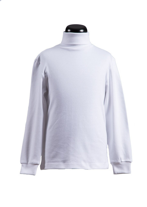 Somerhill white rollneck (68541)