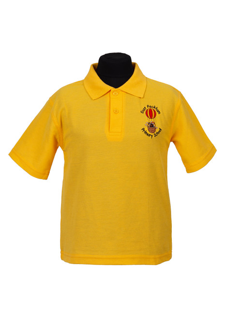 East Peckham Primary polo shirt (37995)