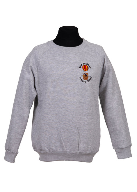 East Peckham Primary PE sweatshirt (42860)