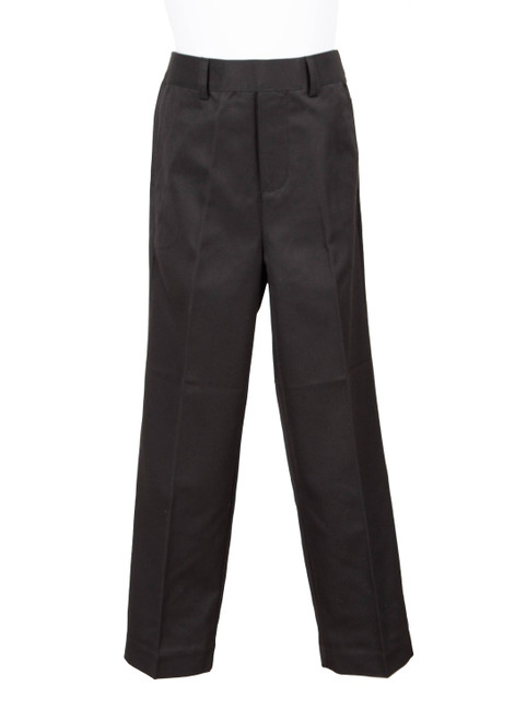 Black pull on trousers (79045)