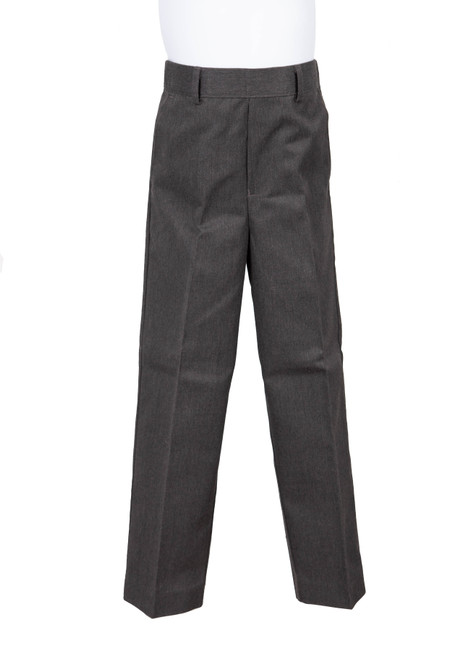 Grey pull on trousers (79047)