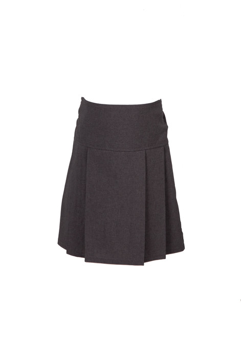 Grey Jnr pleated skirt (79071)