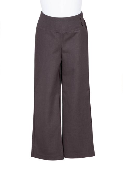 Grey Jnr girls trousers (79061)