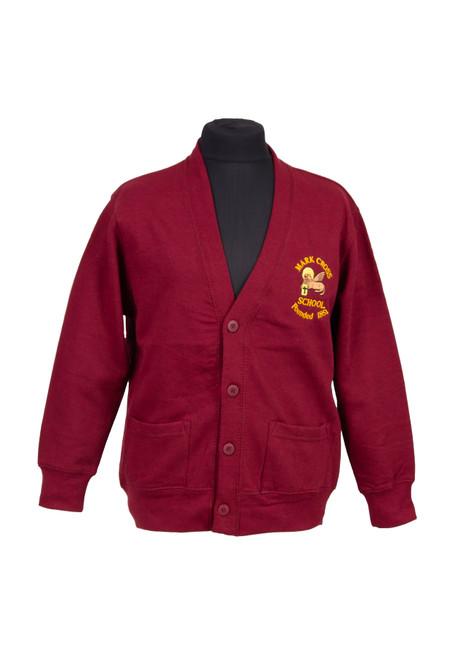 Mark Cross Primary sweatshirt cardigan (68918)