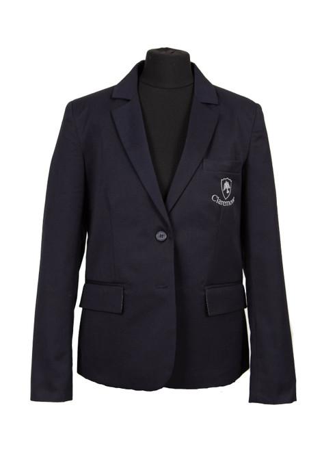 Claremont girls poly/viscose jacket (62993)